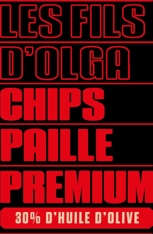 Chips paille premium